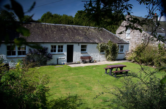 Traditional Self Catering Cottages In Galloway South West Scotland
